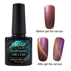 Elite99 Chameleon Cat Eye gelinis lakas 10ml (3313)