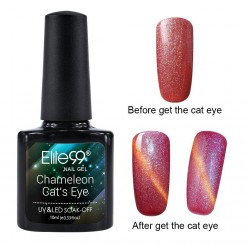 Elite99 Chameleon Cat Eye gelinis lakas 10ml (3317)