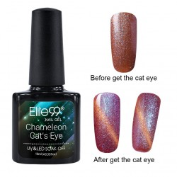 Elite99 Chameleon Cat Eye gelinis lakas 10ml (3318)