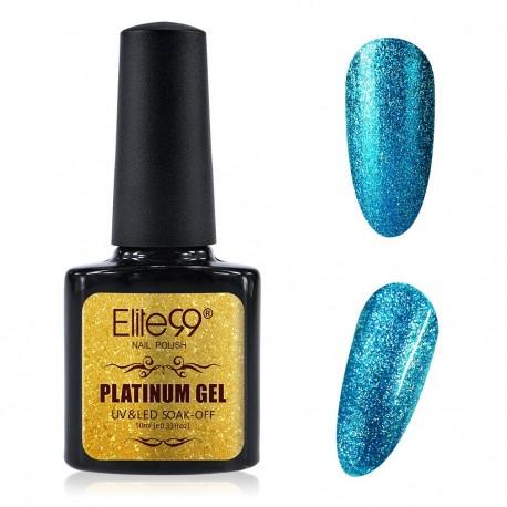 Elite99 Platinum gelinis lakas 10ml (58016)