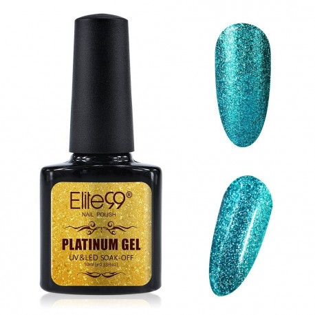 Elite99 Platinum gelinis lakas 10ml (58022)