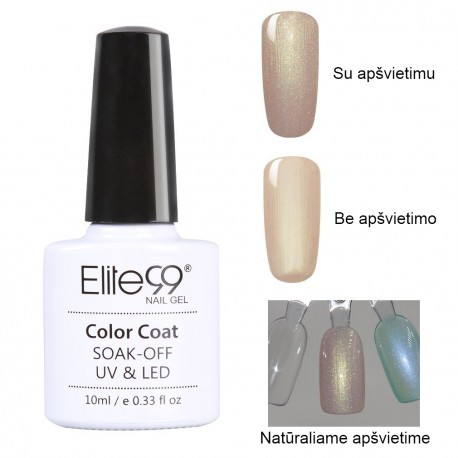 Elite99 Colorful pearl lakas 10ml (9519)