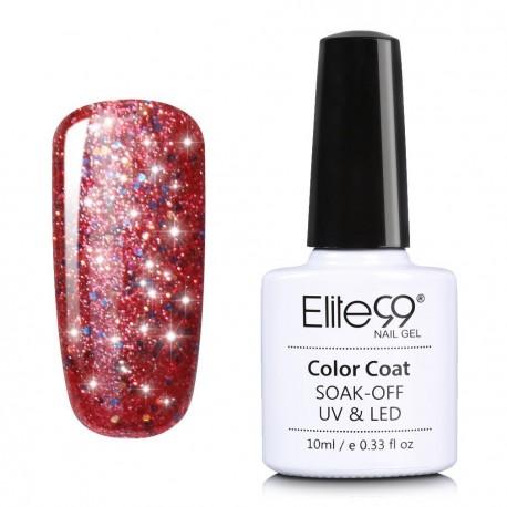 Elite99 Starry Glitter Gelinis lakas (6614)