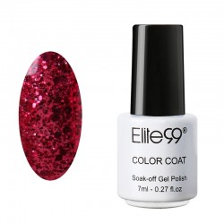 ELITE99 7ml (1852) Glitter Red