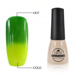 Elite99 Termo gelinis lakas 7ml (5709) Grass Green/Greenyellow